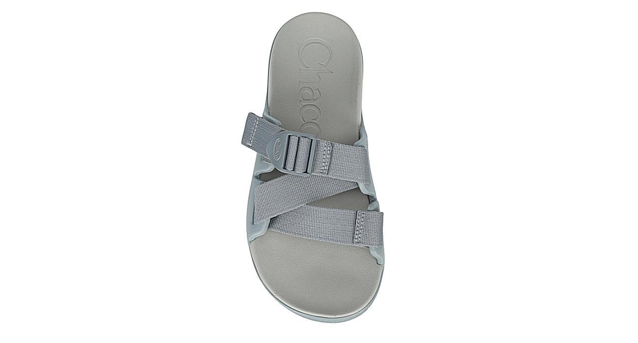 CHACO Womens Chillos Slide Sandal - GREY