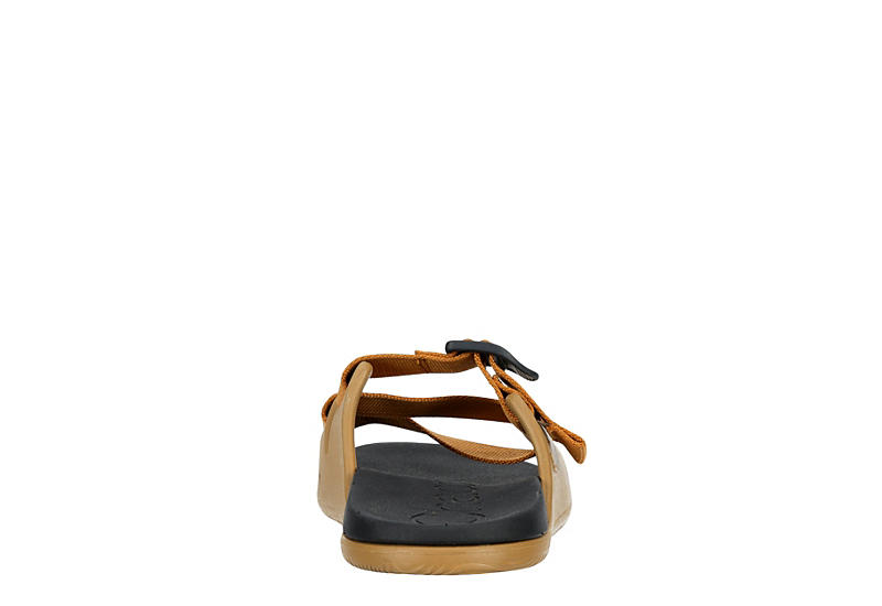 CHACO Womens Chillos Slide Sandal - GOLD
