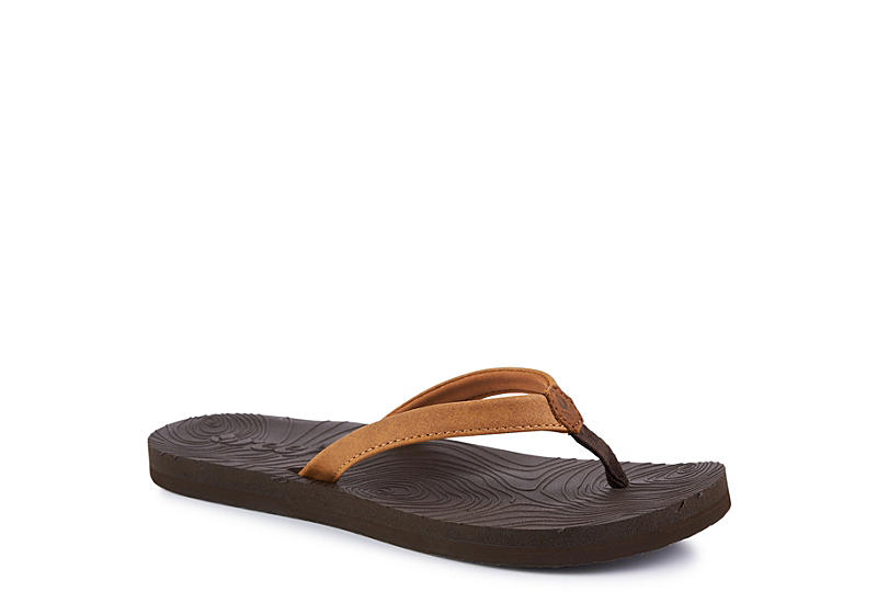 f53e9403fdc090 Reef Womens Reef Zen Love - Brown