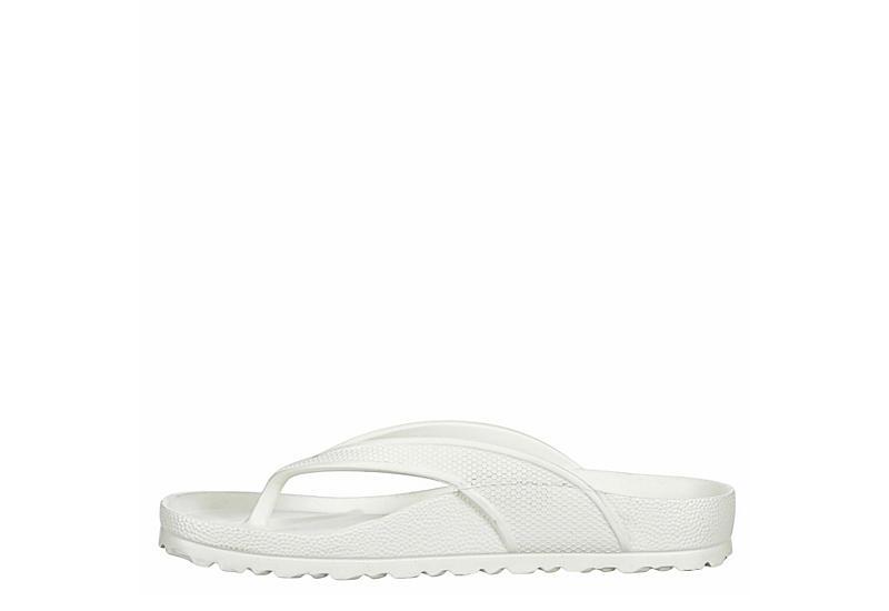 BIRKENSTOCK Womens Honolulu Flip Flop Sandal - WHITE