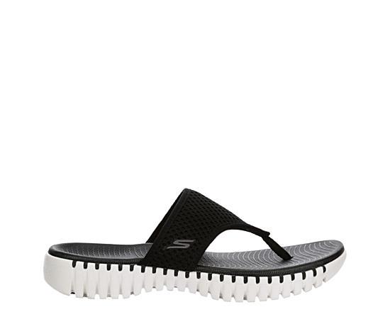 Womens Gowalk Smart Riviera Flip Flop Sandal