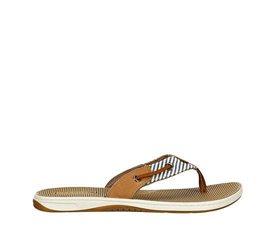 Womens Seafish Flipflop Sandal