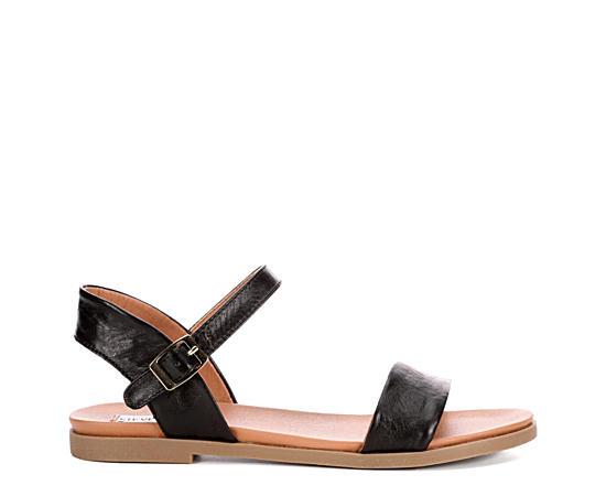 Womens Dina Flat Sandal