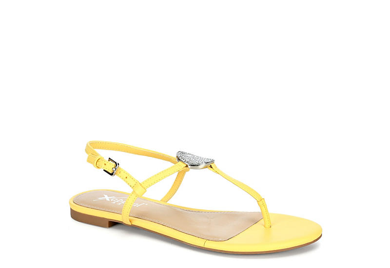 XAPPEAL Womens Madalyn - YELLOW