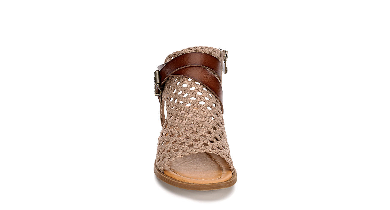 BLOWFISH Womens Balla-d Flat Sandal - NATURAL