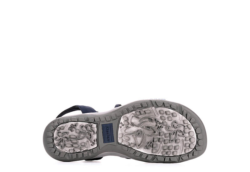 SKECHERS MODERN Womens Reggae Slim Stretch Appeal Sandal - NAVY