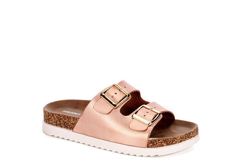 90d8904c619d Madden Girl Womens Goldie - Rose Gold