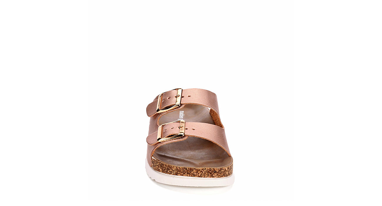 MADDEN GIRL Womens Goldie - ROSE GOLD