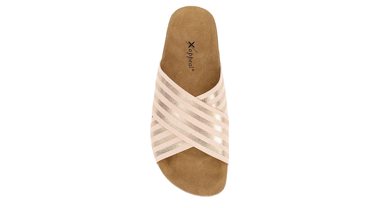 XAPPEAL Womens Lulu - NATURAL