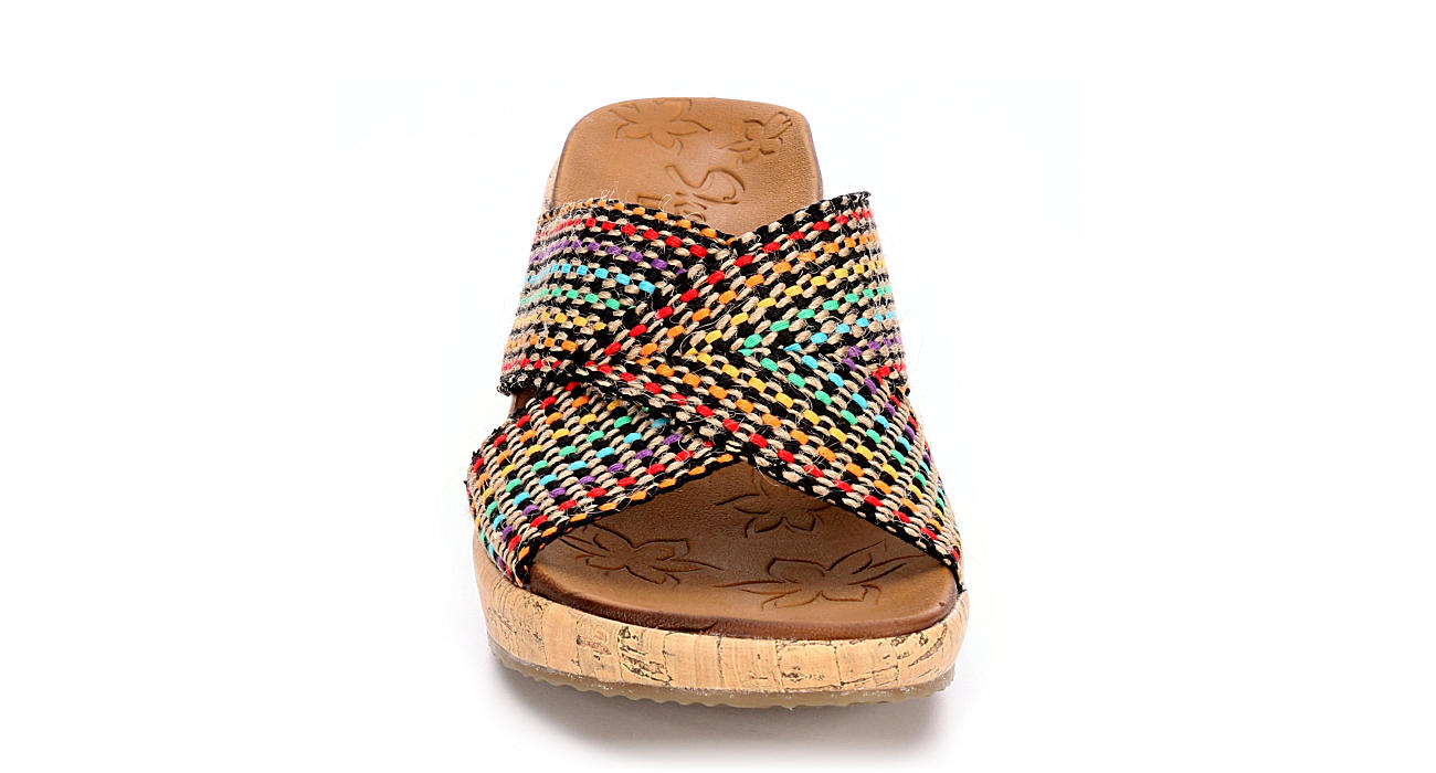 SKECHERS Womens Delighted - MULTICOLOR