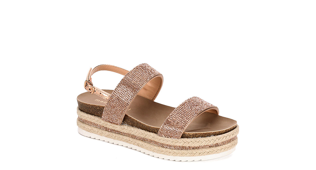 MADDEN GIRL Womens Glitzie - GOLD
