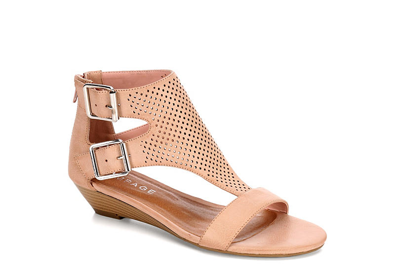 free shipping tumblr for cheap price Women's Rampage Whendi Wedges Ddjg1Sp