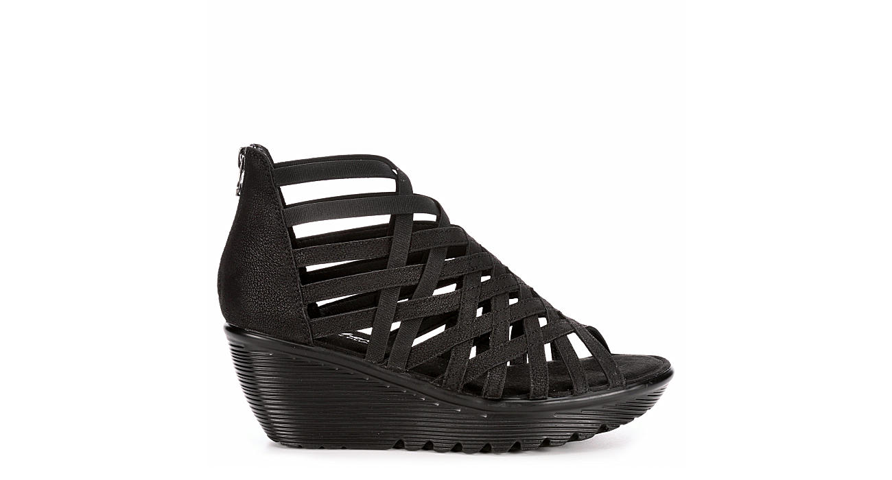 Parallel Dream Queen | Business casual | Wedge sandals