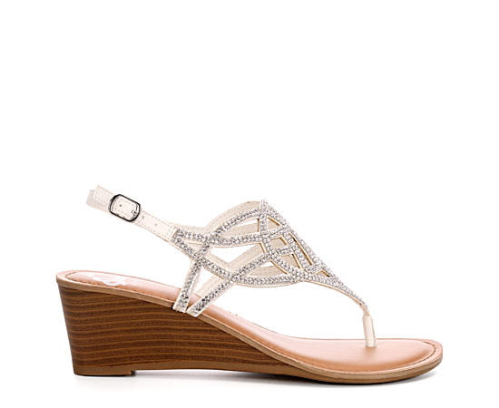 Womens Charity Wedge Sandal
