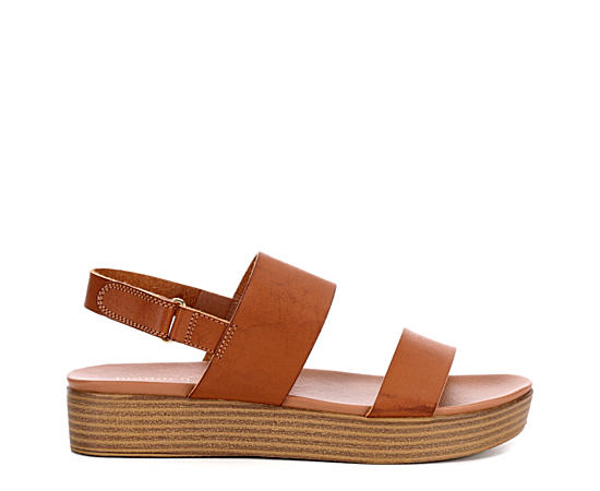 Womens Ashley Platform Sandal