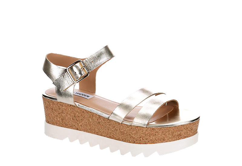 STEVE MADDEN Womens Key Key - ROSE GOLD