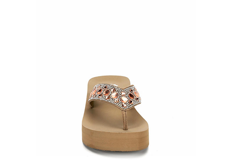 YELLOW BOX Womens Rise - ROSE GOLD