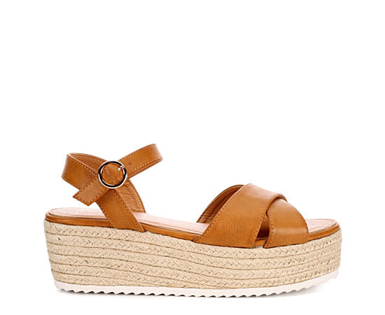 Womens Demi Espadrille Wedge Sandal