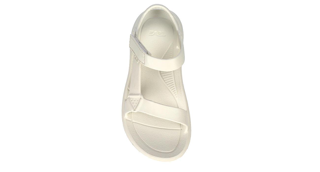 TEVA Womens Hurricane Drift Sandal - WHITE