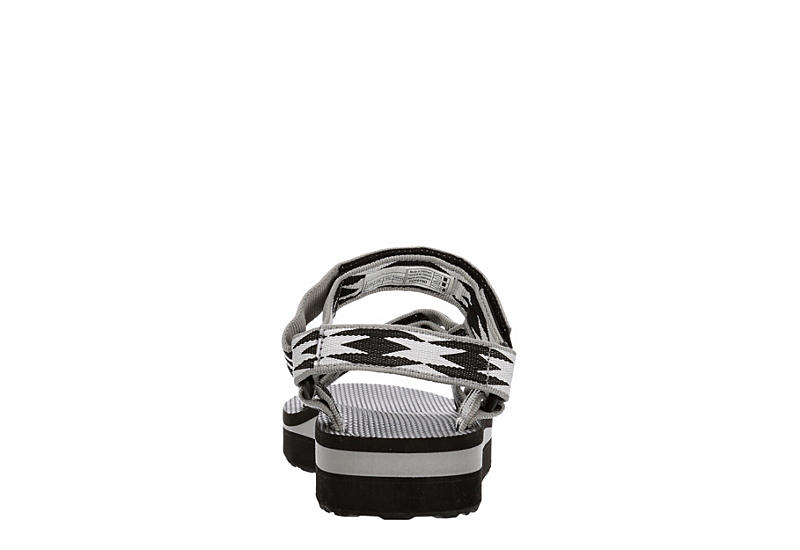 TEVA Womens Midform Universal Sandal - BLACK