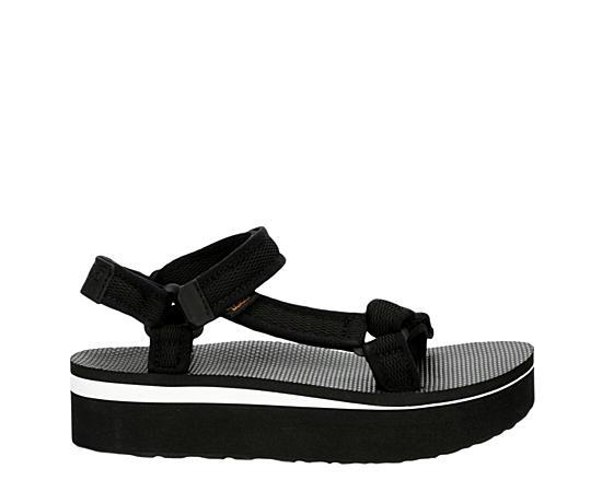 Womens Flatform Universal Sandal