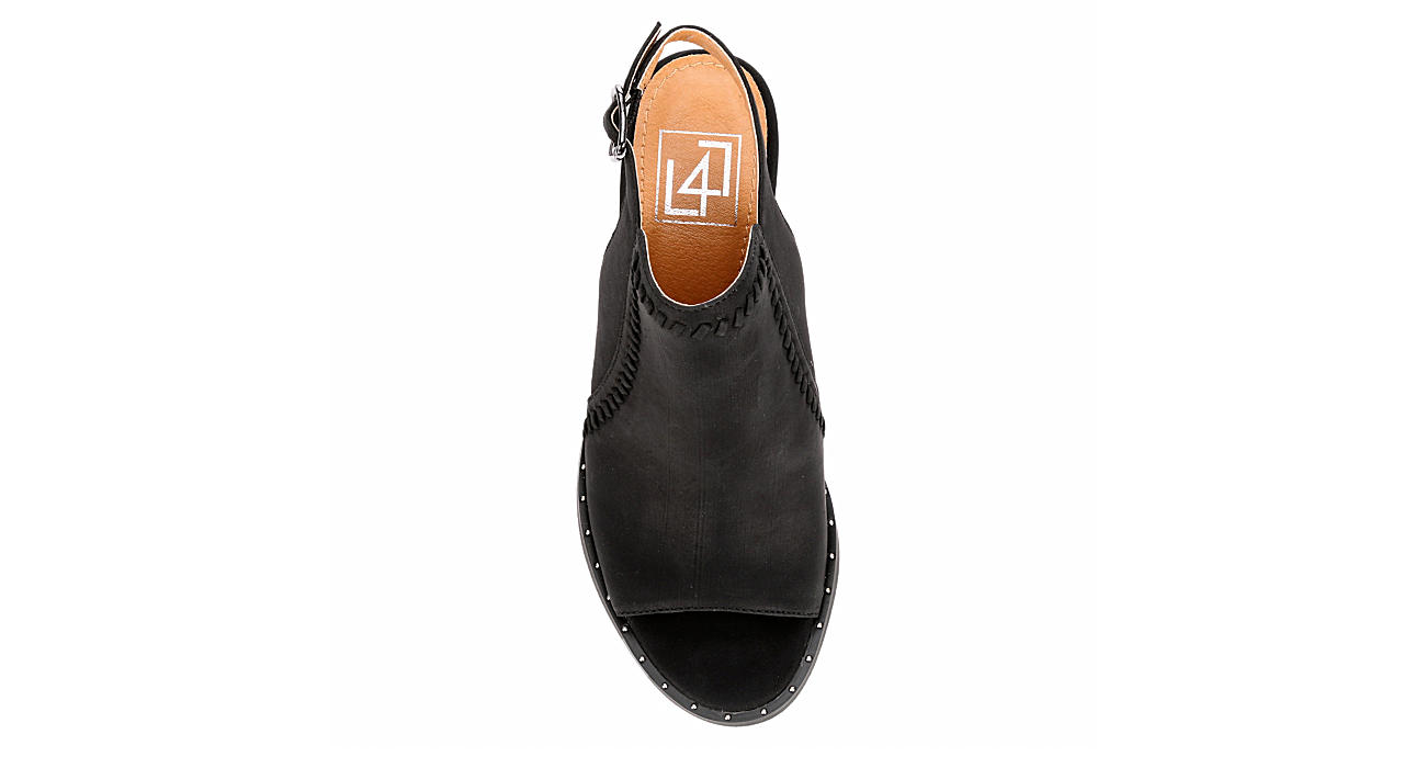 L4L Womens Ll-zahara - BLACK