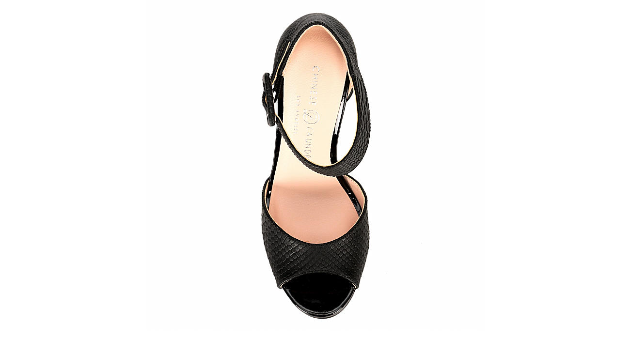 CHINESE LAUNDRY Womens Faire - BLACK