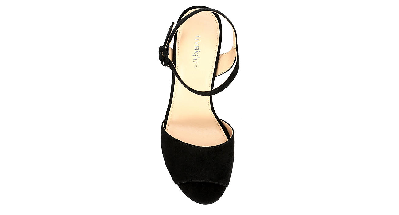 LIMELIGHT Womens Donna Sandal - BLACK