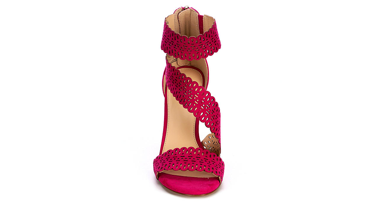 LIMELIGHT Womens Edith Sandal - FUSCHIA