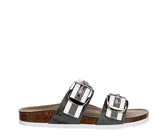 Womens Bambamm Footbed Slide Sandal