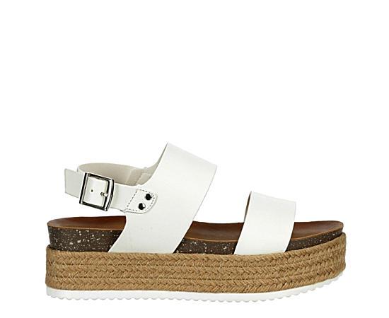 Womens Naomino Espadrille Platform Sandal