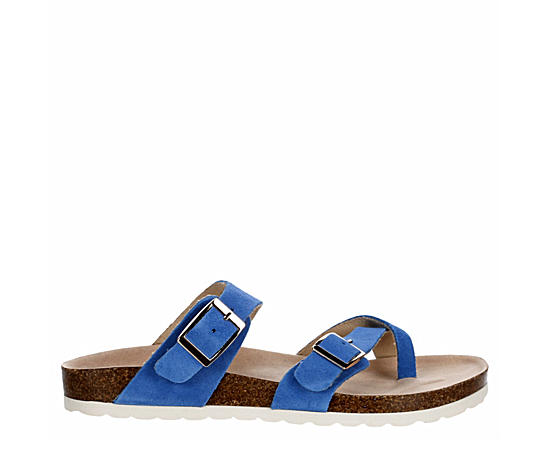 Womens Gracie Footbed Sandal
