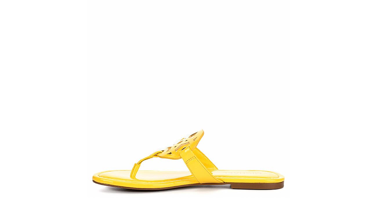 MICHAEL BY MICHAEL SHANNON Womens Ariana - YELLOW