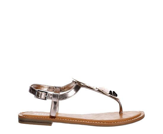 Womens Blossom Flat Sandal