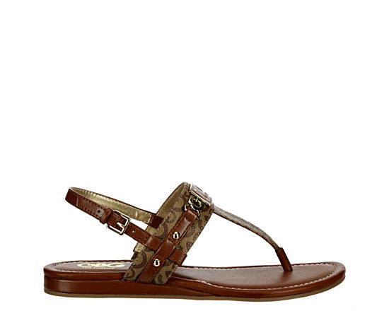 Womens Riven Flat Sandal