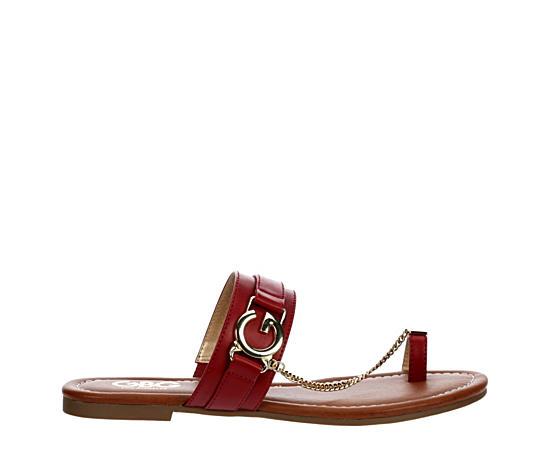 Womens Laydee Flat Sandal