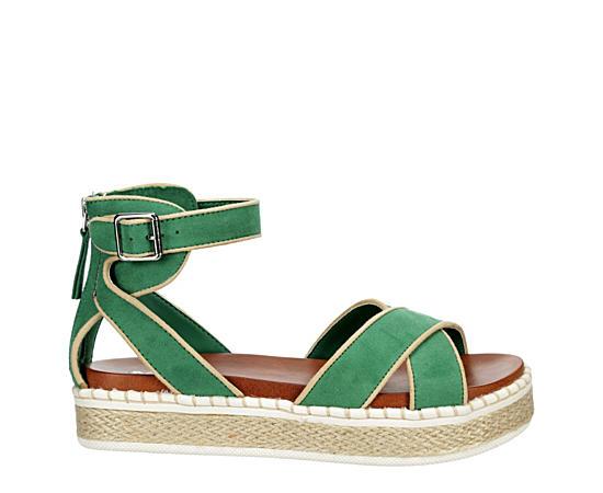 Womens Vita Platform Sandal