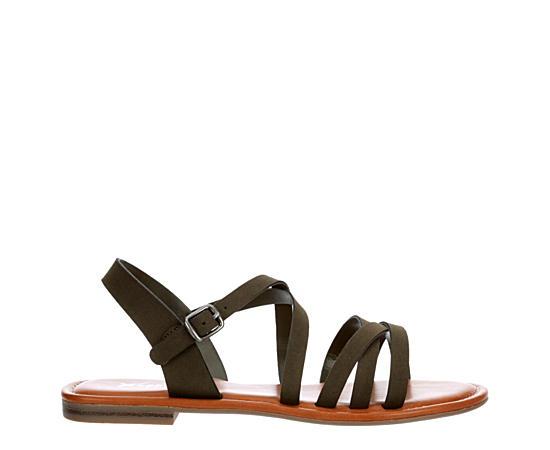 Womens Clarissa Flat Sandal