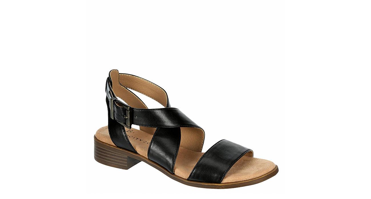 LIFESTRIDE Womens Banning Sandal - BLACK
