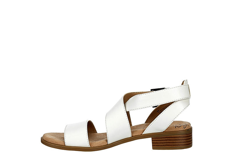 LIFESTRIDE Womens Banning Sandal - WHITE