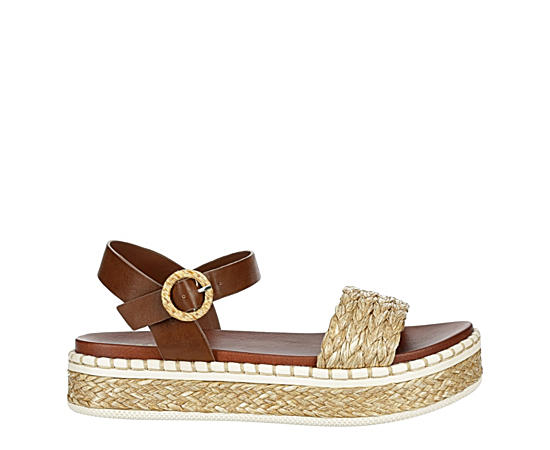 Womens Deanne Platform Sandal