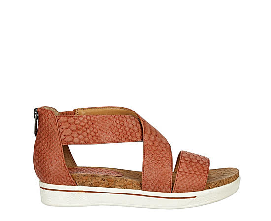 Womens Claud Platform Sandal