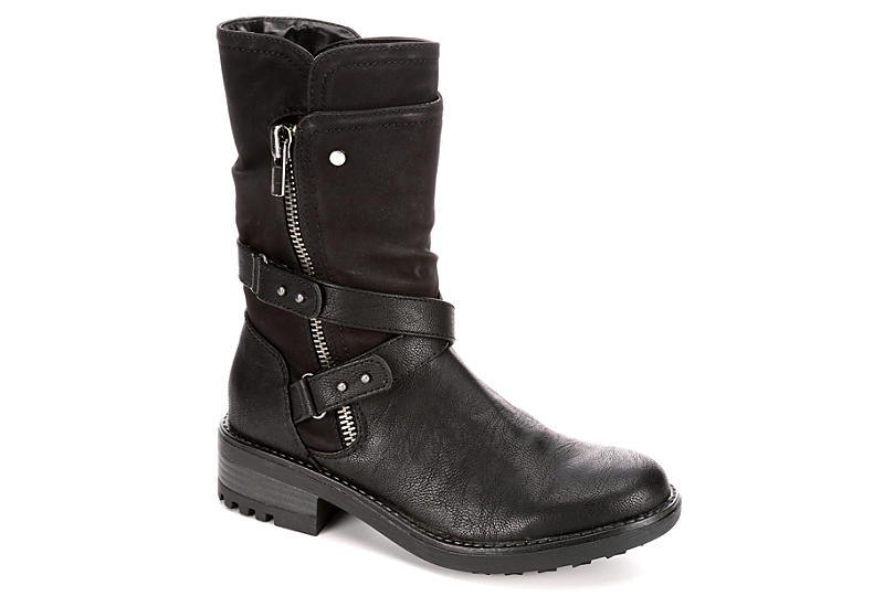 Black Carlos Santana Womens Sawyer2 252597