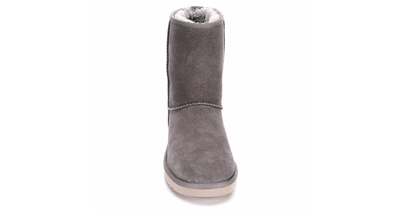 KOOLABURRA by UGG Womens Koola Short Fur Boot - GREY