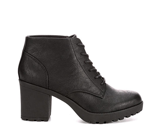 Womens Jenna Laceup Boot