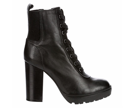 Womens Latch Laceup Boot