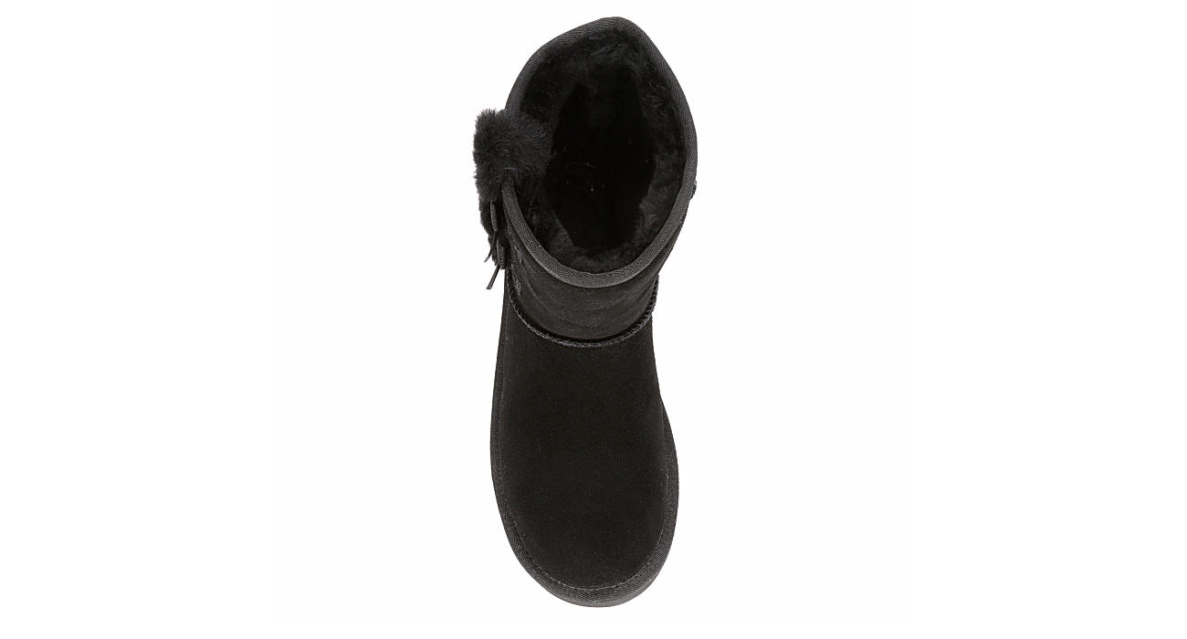 6149d81a5ca Koolaburra By Ugg Womens Victoria Short - Black