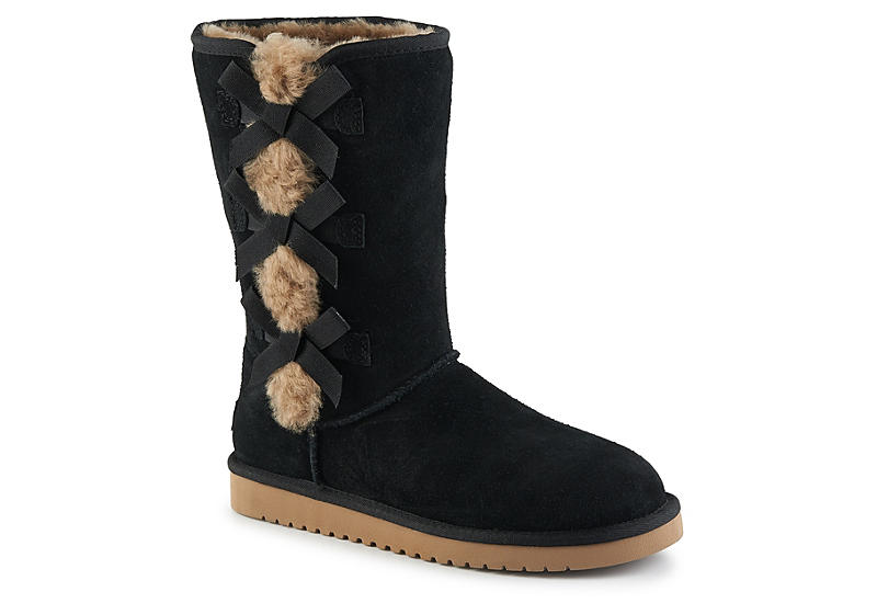 ac1e2ad76f3 BLACK KOOLABURRA by UGG Womens Victoria Tall