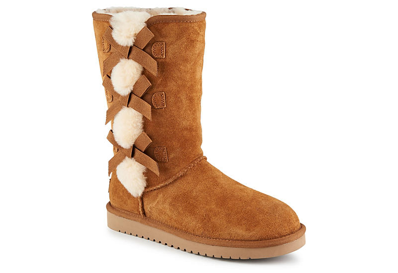 d2d3df78b311 Tan Koolaburra by UGG Victoria Women s Tall Boots