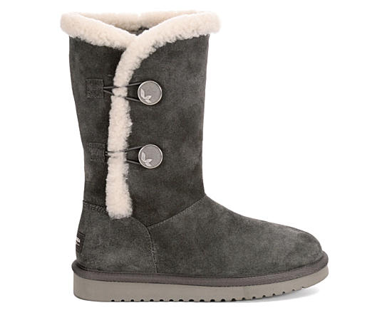 Womens Kinslei Tall Fur Boot
